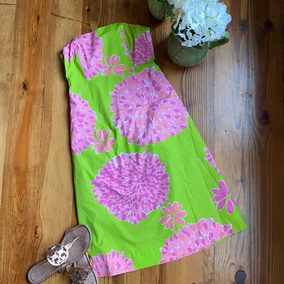 Lilly Pulitzer Sabrina Dress in Bon Bon Size 4